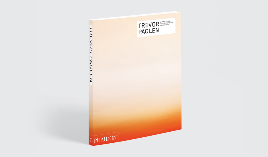 Our Trevor Paglen Contemporary Artist Series book