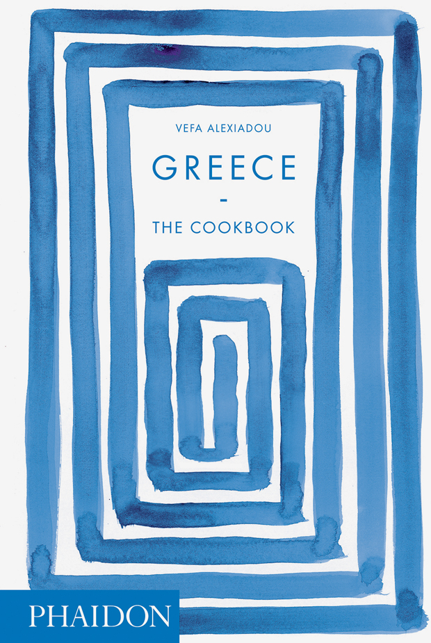 Greece the cookbook food cookery phaidon store forumfinder