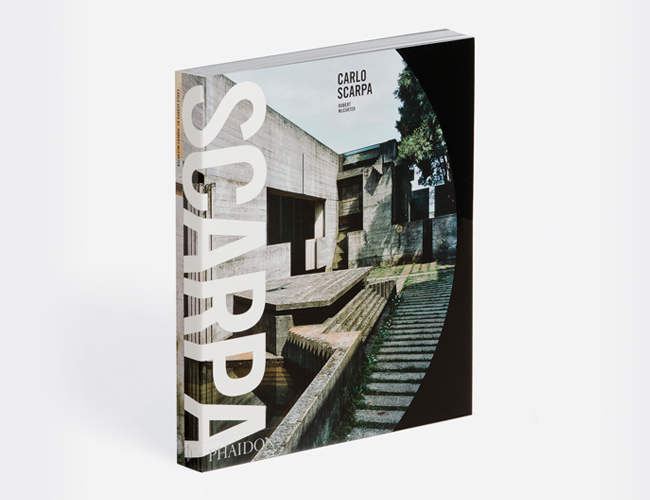 Our Carlo Scarpa book - now in paperback