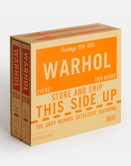 he Andy Warhol Catalogue Raisonné, Paintings 1976-1978 - Volume 5