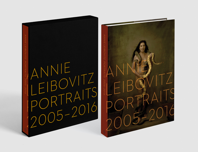 Our limited-edition of Annie Leibovitz: Portraits 2005–2016