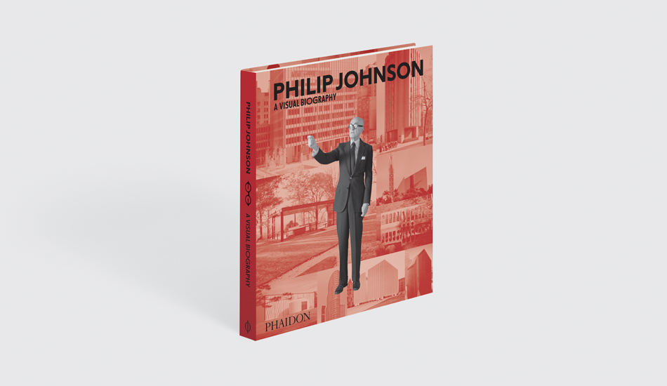 Philip Johnson: A Visual Biography