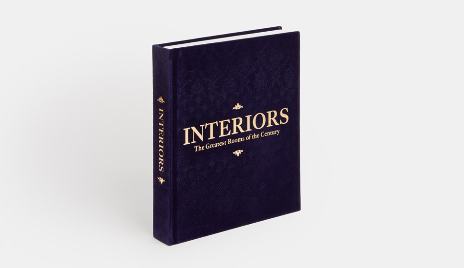 The midnight blue edition of Interiors