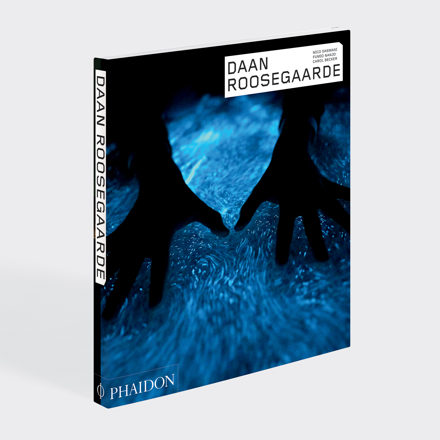 Our Daan Roosegaarde Contemporary Artist Series book