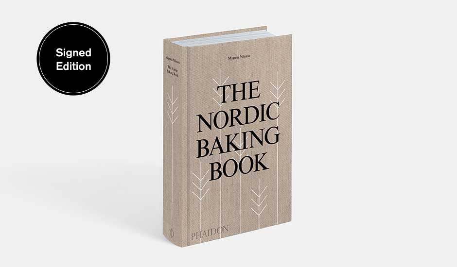 Signed copies of The Nordic Baking Book are available in our store