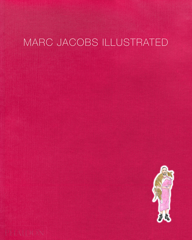 Marc Jacobs Illustrated Fashion Culture Phaidon Store