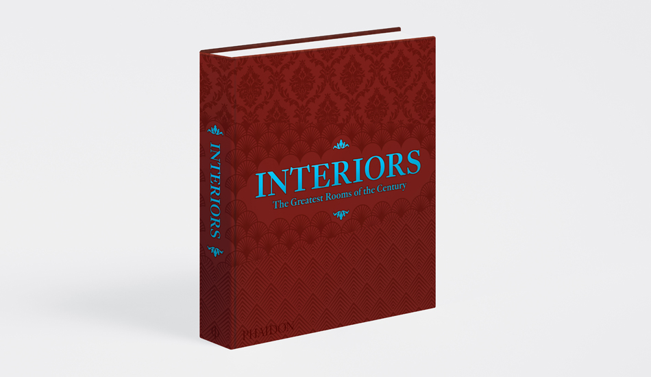 The merlot red edition of Interiors