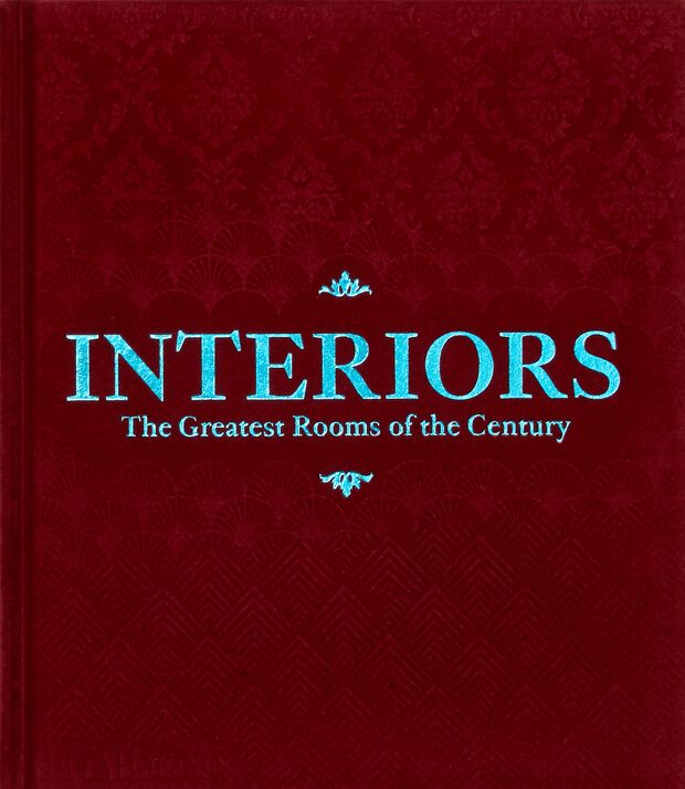 Interiors: The Greatest Rooms of the Century (Merlot Red)