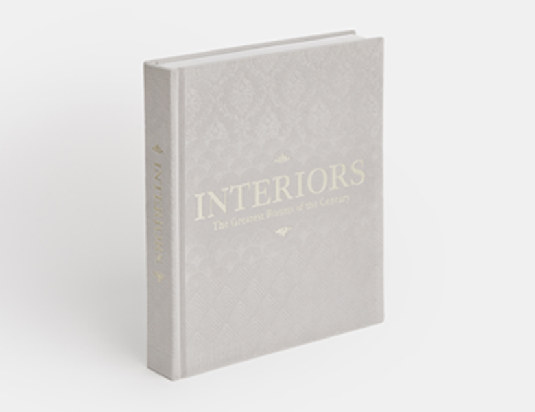 Interiors: The Greatest Rooms of the Century (Platinum Gray Edition)