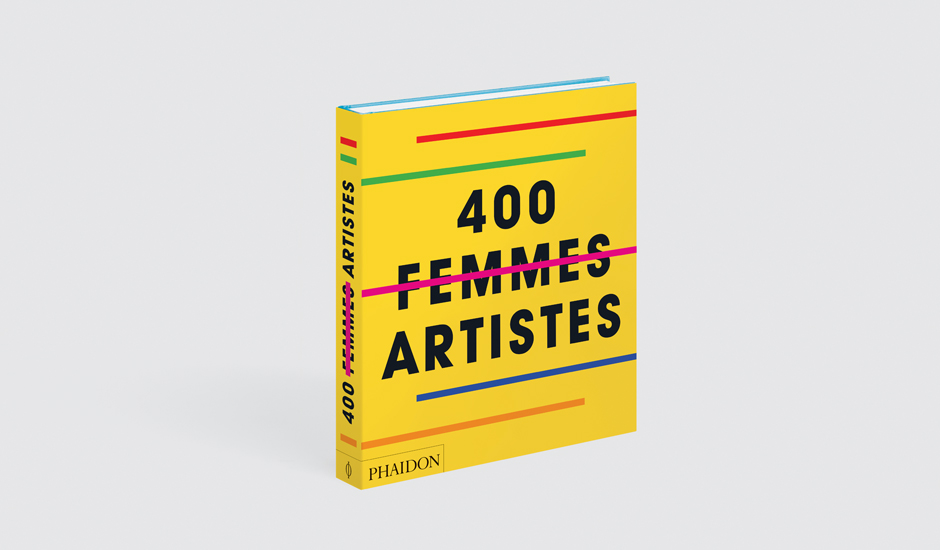 Great Women Artists is the French Art Book of the Year