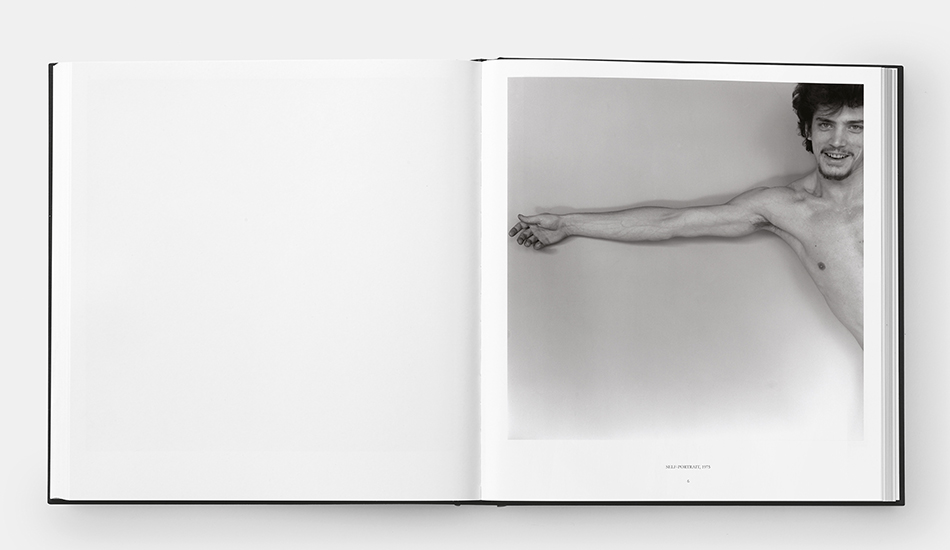 Pages from Robert Mapplethorpe