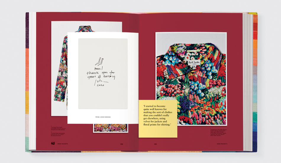 Pages from Paul Smith