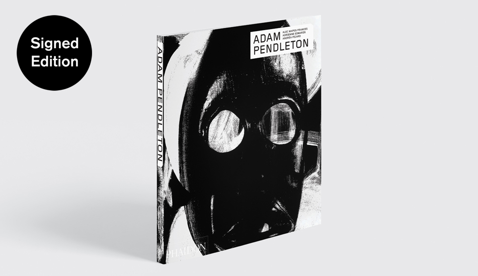 Adam Pendleton. Signed editions are currently available for pre-order in our store