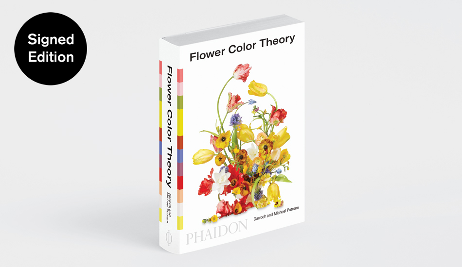 Signed copies of Flower Color Guide are currently available in our store