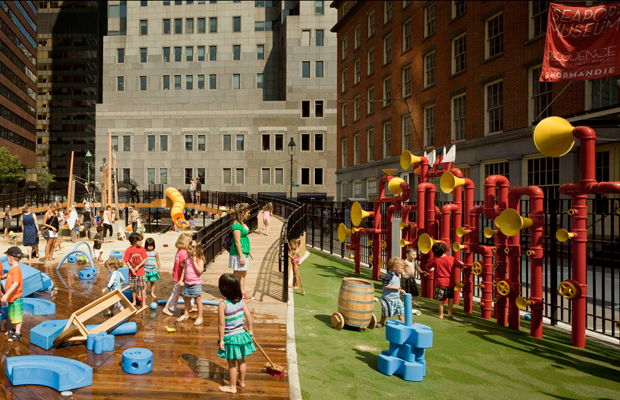 David Rockwell's Imagination Playground