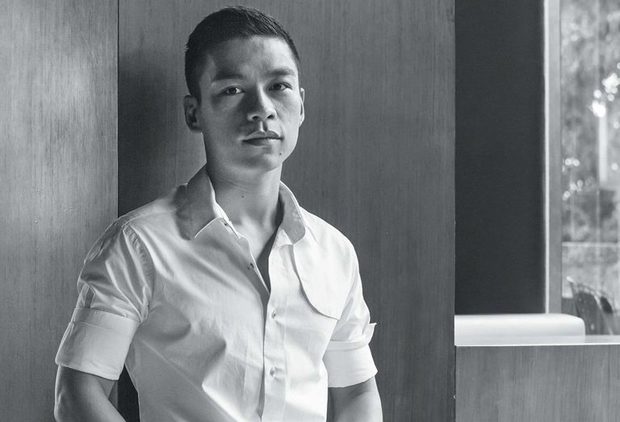 Fashion designer and Wallpaper* City Guide insider Adrian Anh Tuan