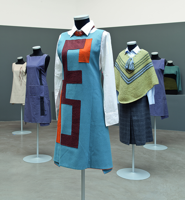 Andrea Zittel. A-Z Uniform Project, Second Decade. 2000-14.  From Body of Art