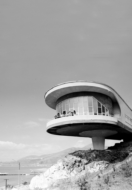 Holiday Home for Writers, Sevan Lake, Armenia (1965-69) © Eduard Gabrielyan