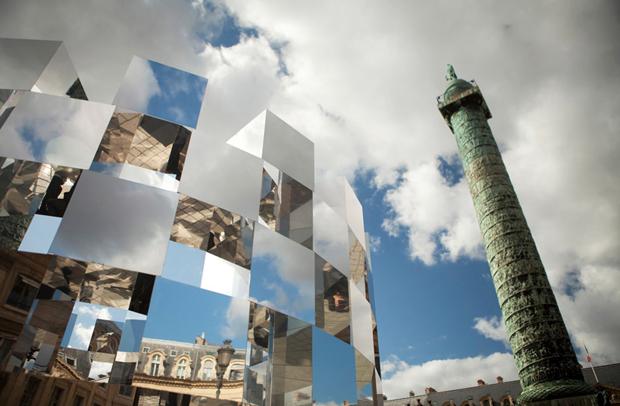 Arnaud Lapierre S Mirror Images Design Agenda Phaidon