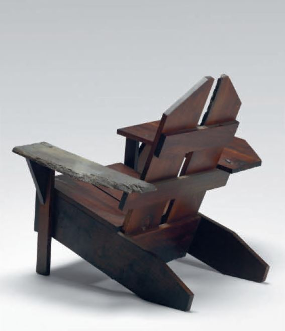 The Adirondack chair, 1905, as featured in Chair: 500 Designs that Matter