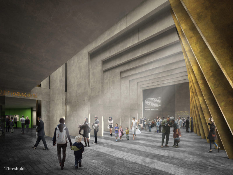 Adjaye Associates' submission for the UK Holocaust Memorial