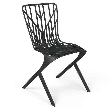 The Skeleton Chair by David Adjaye for Knoll