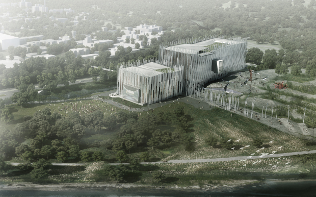 The New Taipei City Museum of Art by KRIS YAO