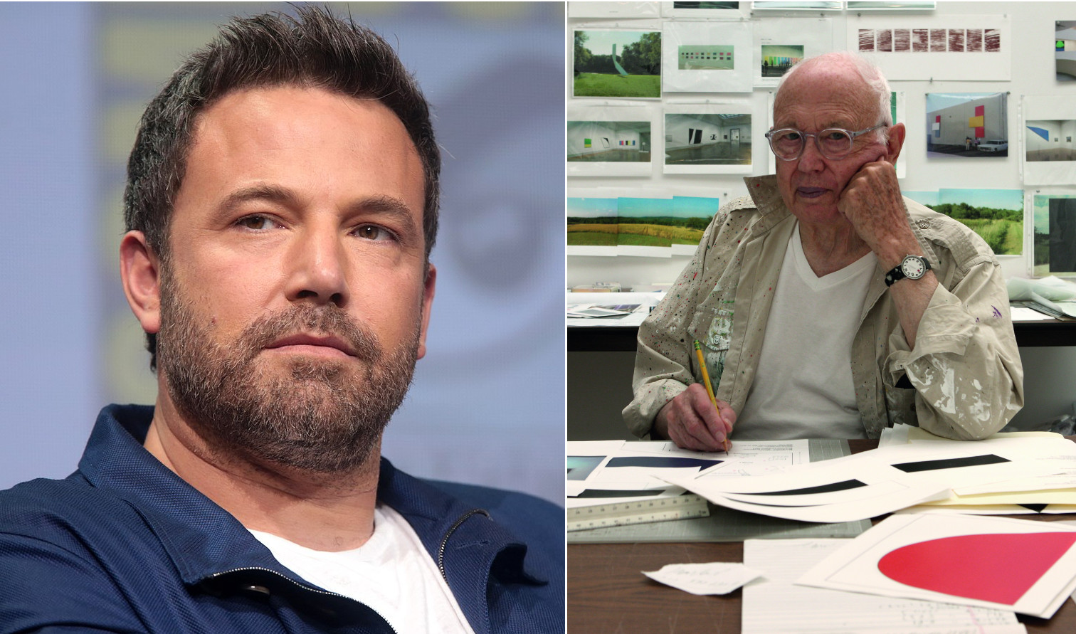 Ben Affleck will direct a movie about Ellsworth Kelly's war