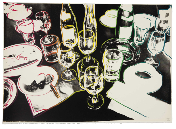 After The Party (1979) by Andy Warhol