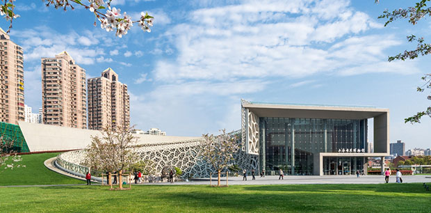 Shanghai Natural History Museum - photo courtesy Perkins + Will