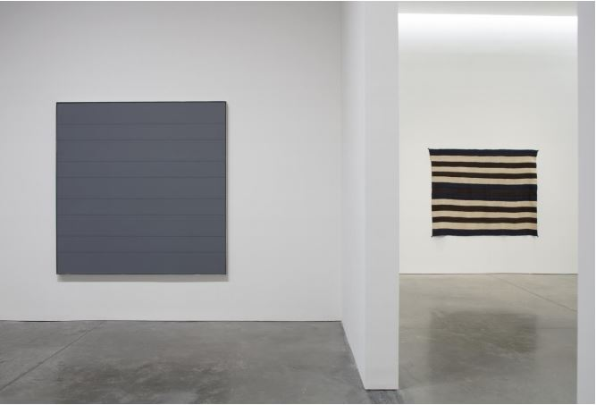 Installation view Pace New York