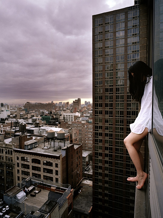 Self portrait (2008) by Ahn Jun