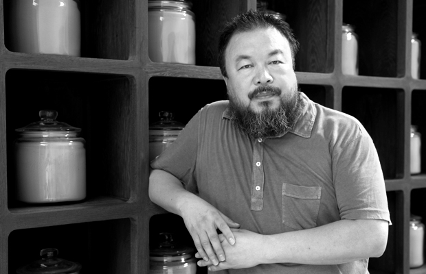 Ai Weiwei, the Chinese artist detained by the Chinese authorities and whose whereabouts still remain unknown