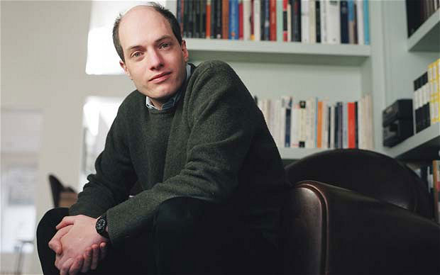 Art as Therapy author Alain de Botton