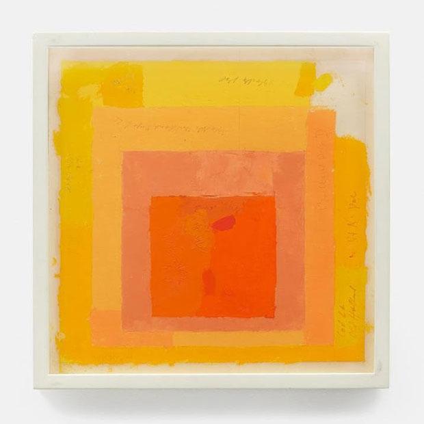 Josef Albers At Zwirner Kicks Off 2017 Sunny Side Up Art