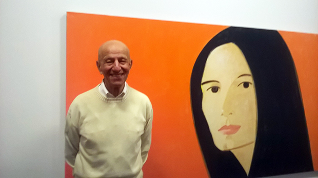 Alex Katz on his new Serpentine show