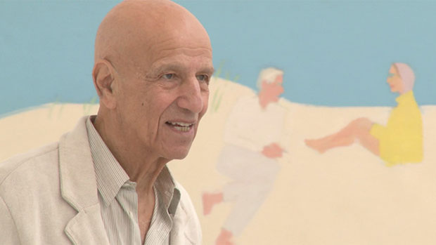 How was 2014 for Alex Katz?