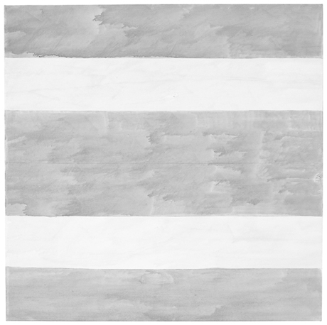 Agnes Martin, Untitled (2004)