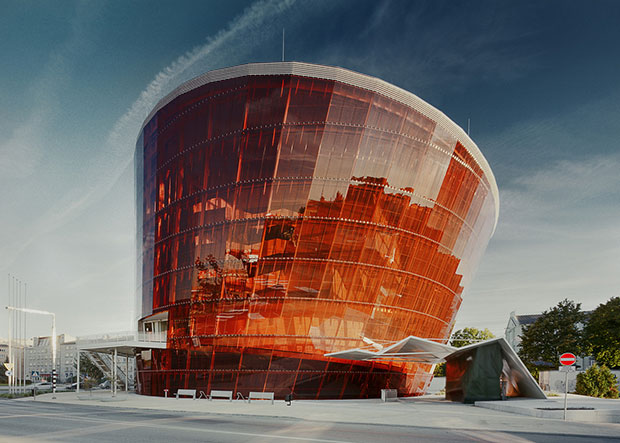 The Great Amber Concert Hall, Liepāja, Latvia - Volker Giencke