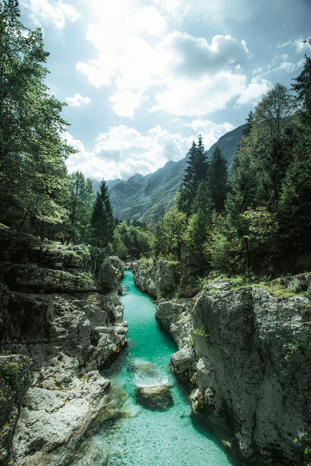 The Soca river