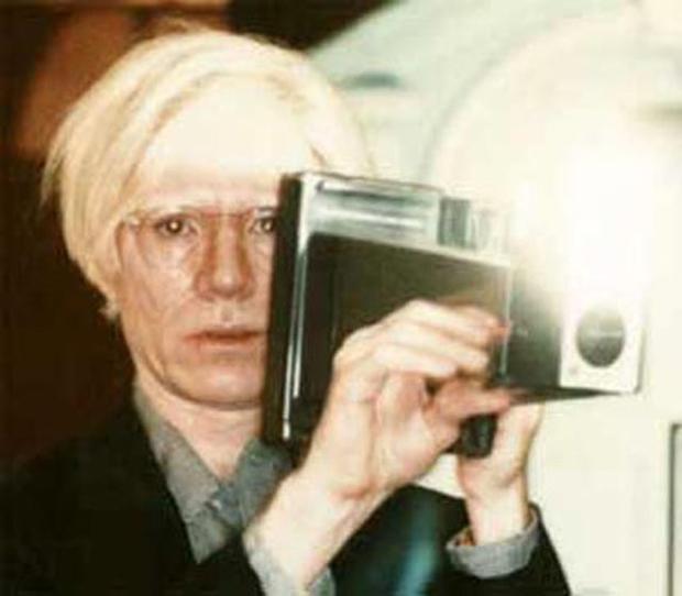 Warhol Studio 54 Polaroid Goes For 10 000 Photography