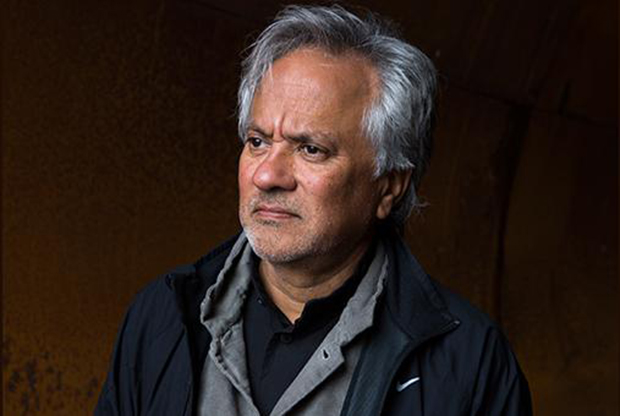 Anish Kapoor 2015. Photo by  Fabrice Seixas.