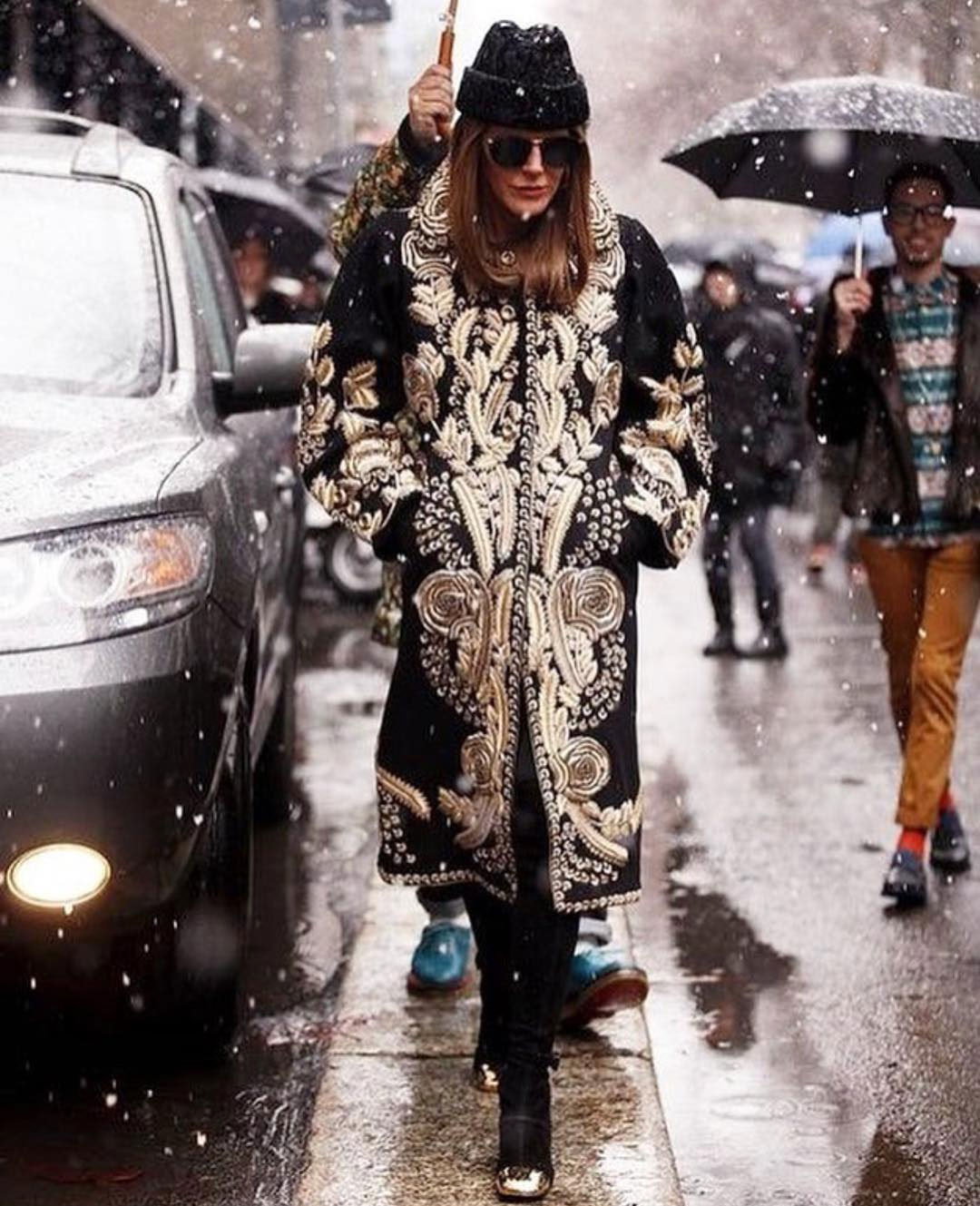 Anna dello Russo wants teens to buy her haute-couture