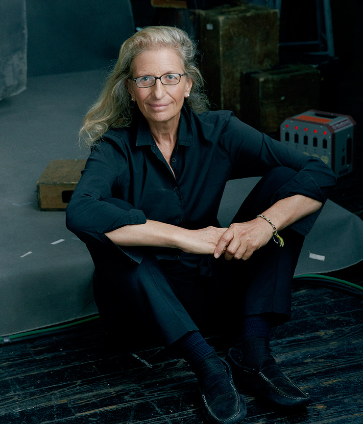 How Annie Leibovitz captured Sheryl Sandberg's focus | Photography