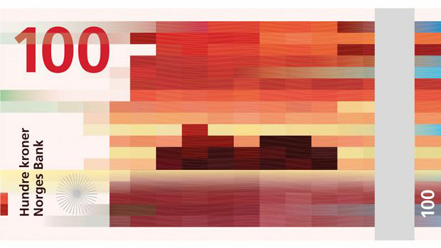 Snøhetta designs Norway's new banknotes
