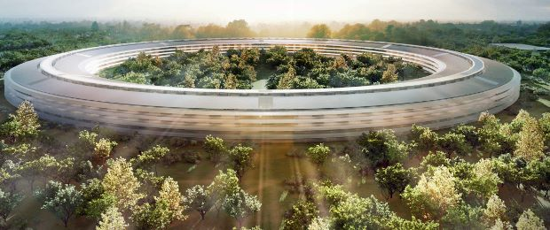 Foster + Partners new Apple Campus
