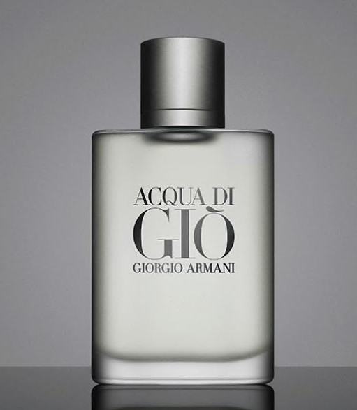 Acqua di Gio fragrance, 1996