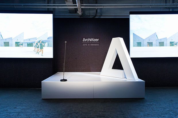 A great night at the Architizer A+Awards