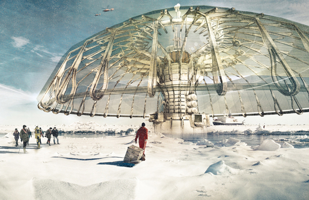 Polar Umbrella takes on climate change