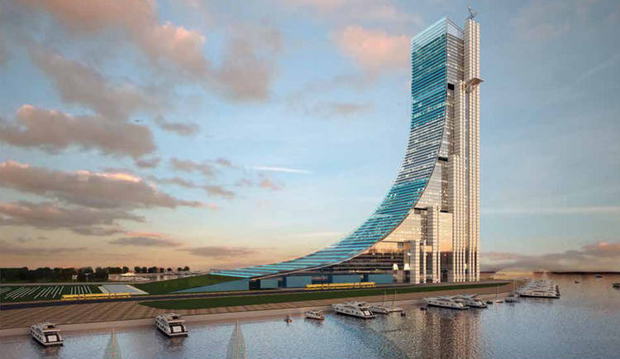 Latin America's tallest tower set for Buenos Aires